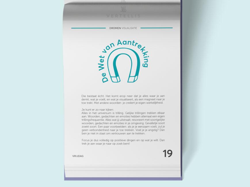 365 Vertellis Daily Scheurkalender - Tijdloos