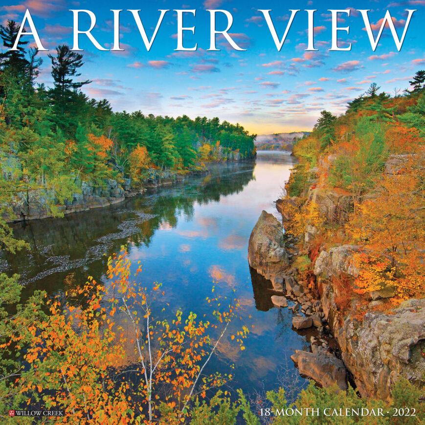 A River View Kalender 2022