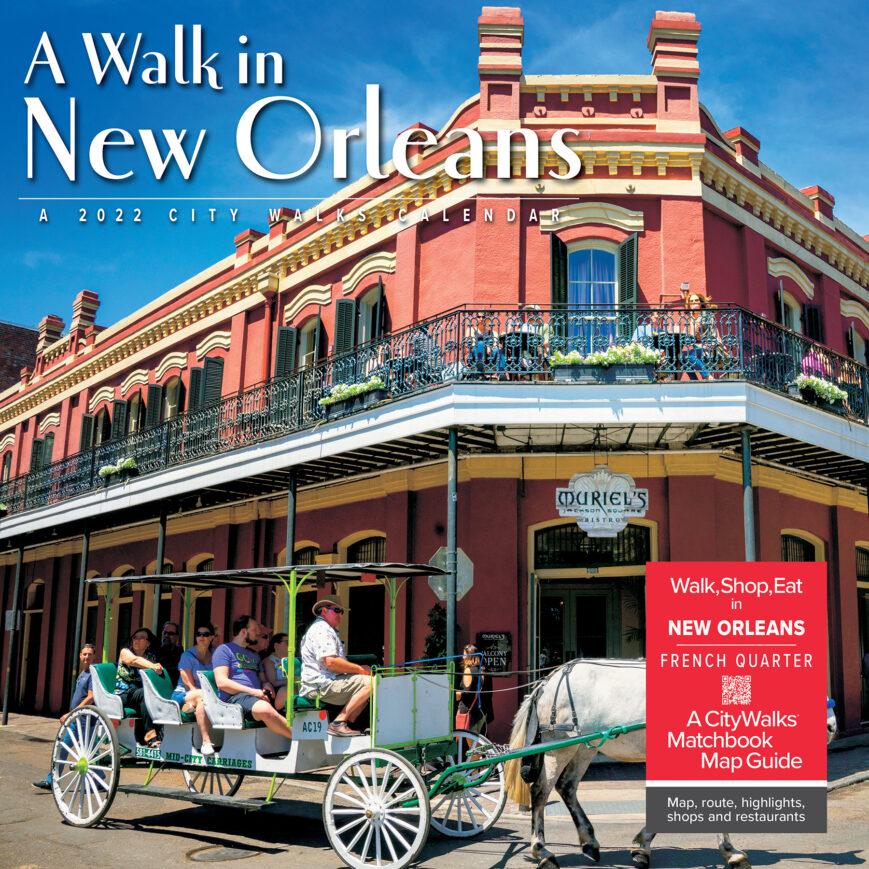 A Walk in New Orleans Kalender 2022
