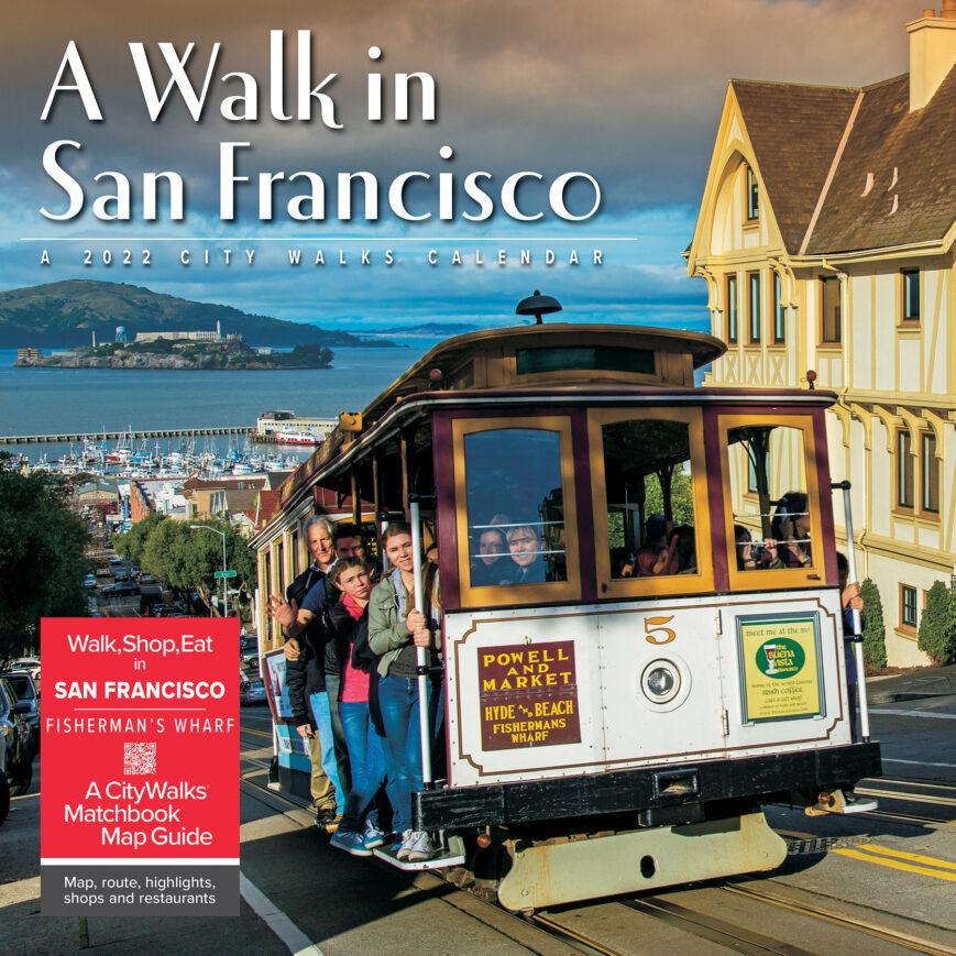 A Walk in San Francisco Kalender 2022