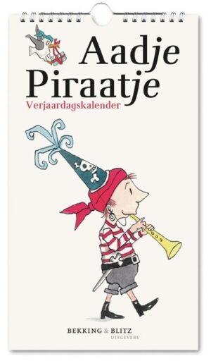 Aadje Piraatje Verjaardagskalender
