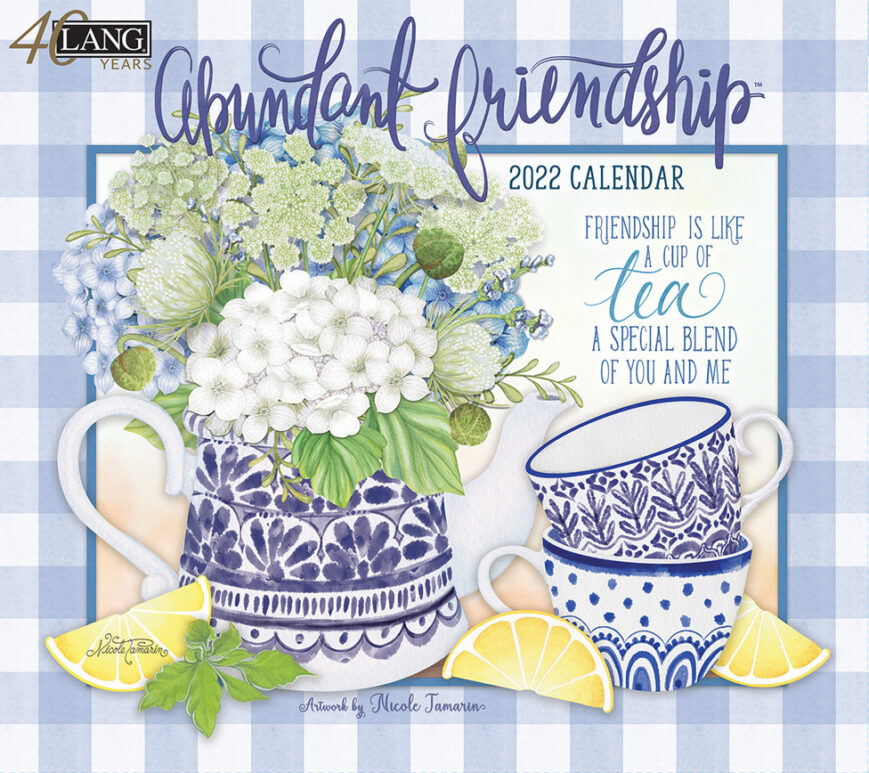 Abundant Friendship Kalender 2022