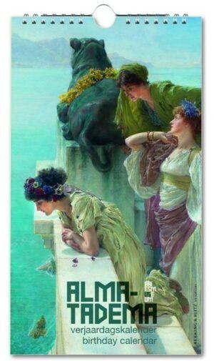 Alma-Tadema Verjaardagskalender