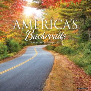America's Backroads Kalender 2022