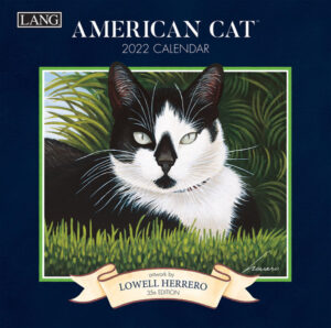 American Cat Mini Kalender 2022
