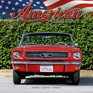 American Classic Cars Kalender 2022