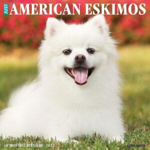 American Eskimo Kalender 2022
