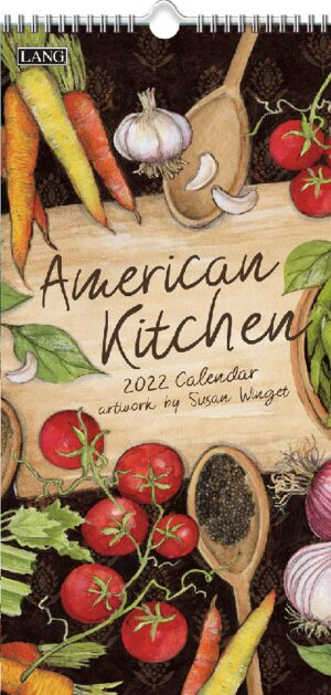 American Kitchen Kalender 2022 Small