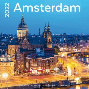Amsterdam Kalender 2022