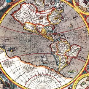 Antique Maps Kalender 2022