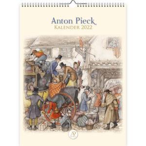 Anton Pieck Kalender 2022 The Red Hart