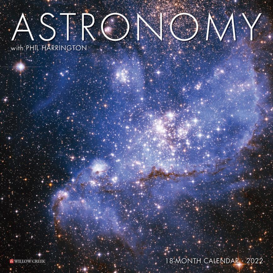 Astronomy Kalender 2022 Mini