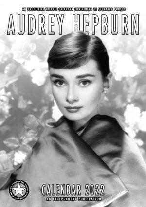Audrey Hepburn Kalender 2022 A3