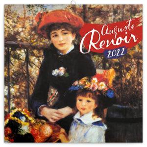 Auguste Renoir Kalender 2022