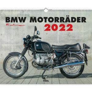 BMW Motoren Kalender 2022