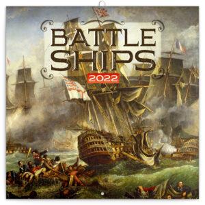 Battleships Kalender 2022