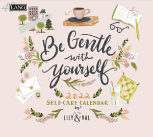 Be Gentle with Yourself Kalender 2022