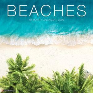 Beaches Kalender 2022