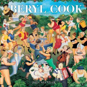 Beryl Cook Kalender 2022