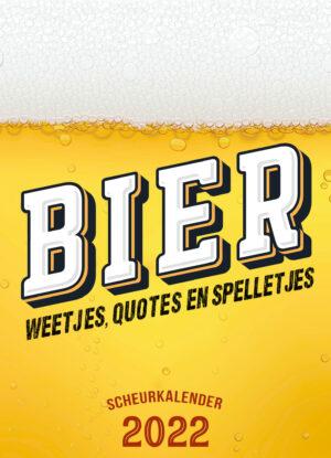 Bier Scheurkalender 2022