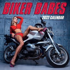 Biker Babes Kalender 2022
