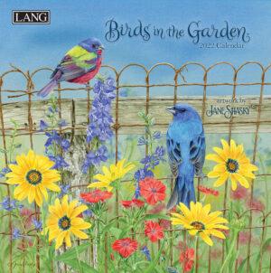 Birds in the Garden Mini Kalender 2022