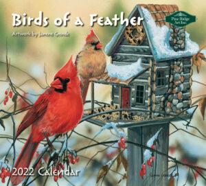 Birds of a Feather Kalender 2022