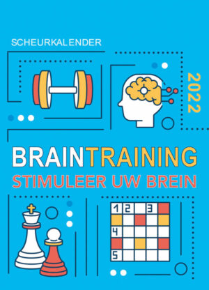 Braintraining Scheurkalender 2022