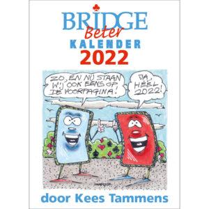 Bridge Scheurkalender 2022