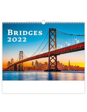 Bridges - Bruggen Kalender 2022