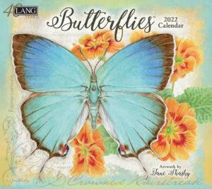 Butterflies Kalender 2022