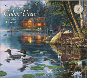 Cabin View Kalender 2022