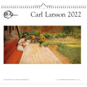Carl Larsson Kalender 2022 Groot