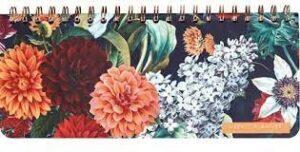 Cedon Desk Kalender Dahlia
