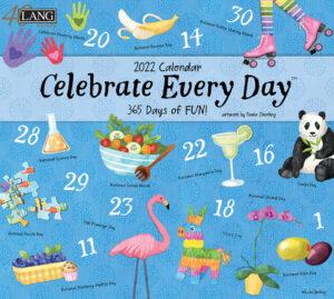Celebrate Every Day  Kalender 2022