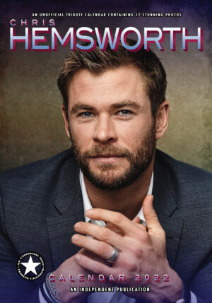 Chris Hemsworth Kalender 2022 A3
