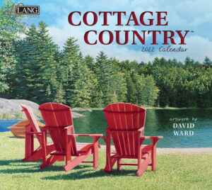 Cottage Country Kalender 2022