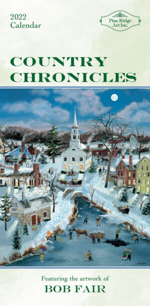 Country Chronicles  Kalender 2022 Small