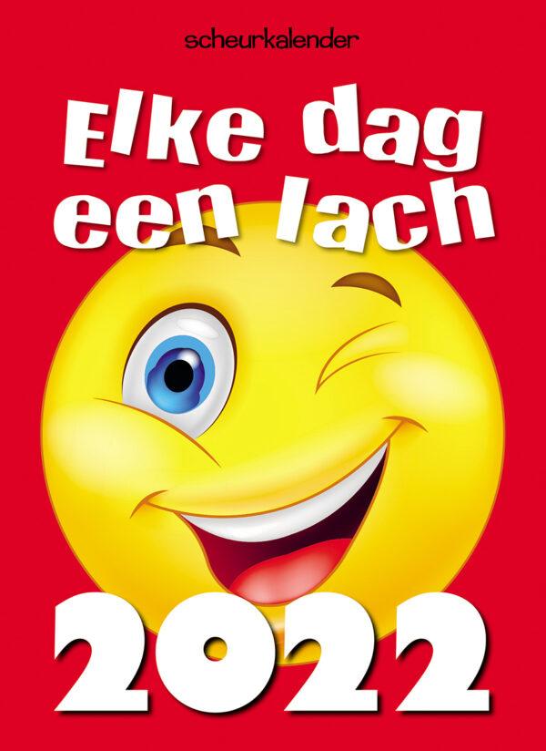 Elke dag een lach Scheurkalender 2022