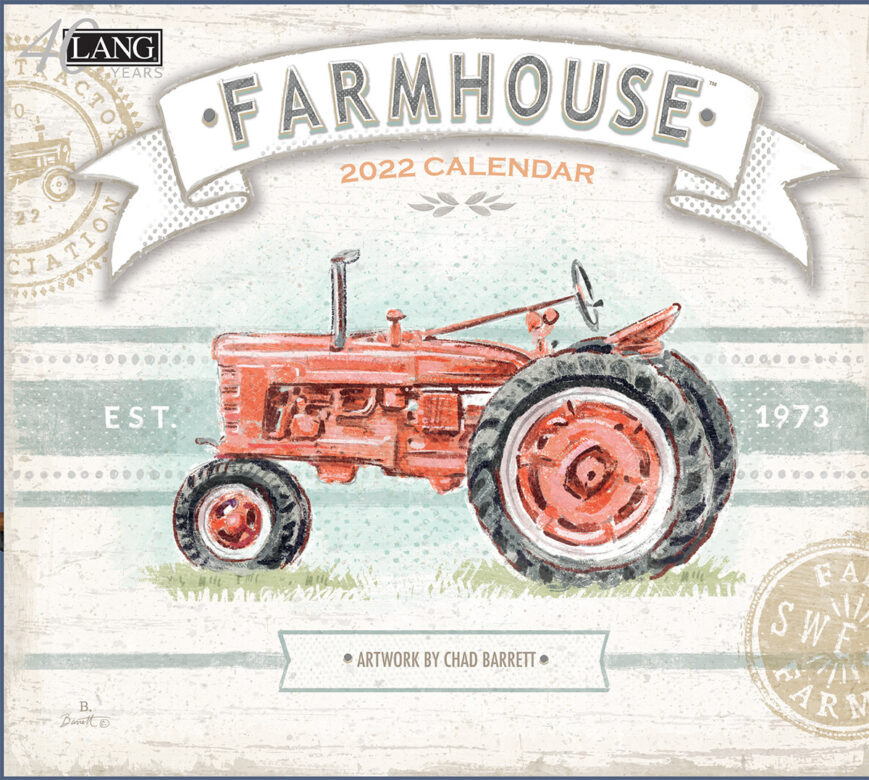 Farm House Mini Kalender 2022