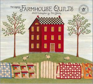Farmhouse Quilts Kalender 2022