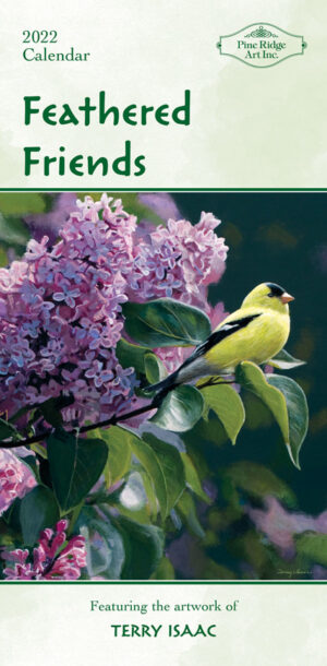 Feathered Friends Kalender 2022 Small