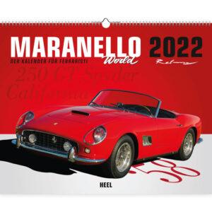 Ferrari (Best of Maranello)  Kalender 2022