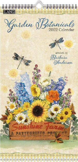 Garden Botanicals Kalender 2022 Small