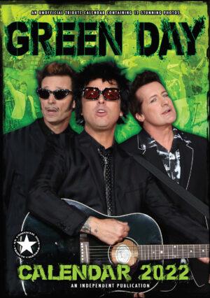 Green Day Kalender 2022 A3