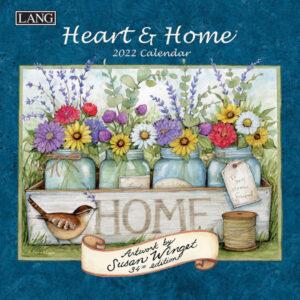 Heart and Home Mini Kalender 2022