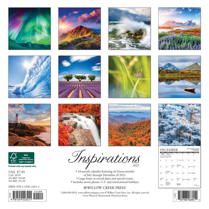 Inspirations Kalender 2022 Mini