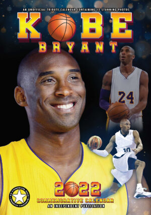 Kobe Bryant Kalender 2022 A3