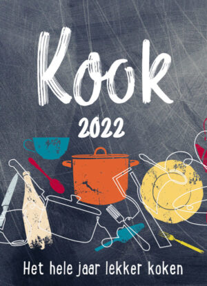 Kook Scheurkalender 2022