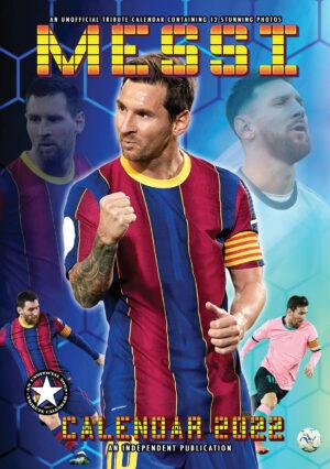 Lionel Messi Kalender 2022 A3